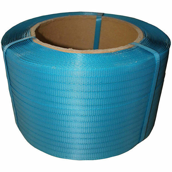 CUMBERLAND Pallet Strapping Pp 12mm X 3000m Blue 7023