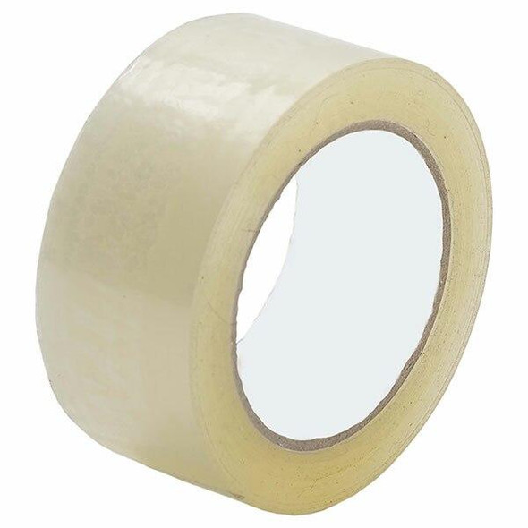 CUMBERLAND Packaging Tape 48mm X 75m Clear Pack6 7031