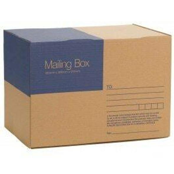 CUMBERLAND Mailing Box 405 X 300 255mm CARTON of 25 7123A