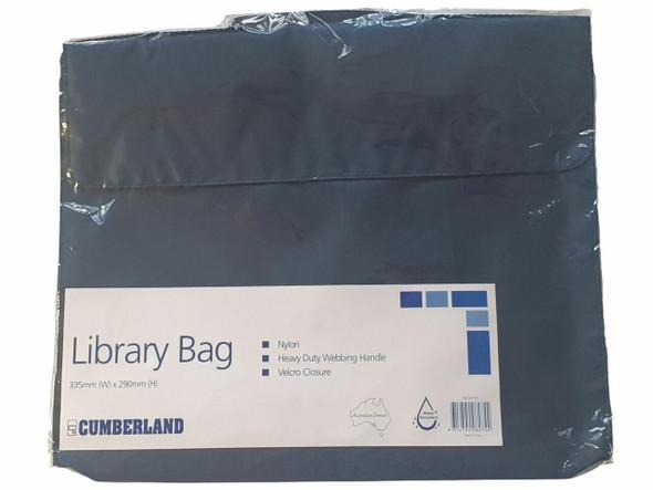 CUMBERLAND Library Bag Navy 7170