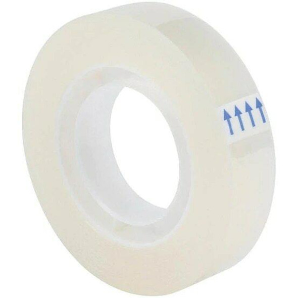 CUMBERLAND Office Tape 19mm X 33m Clear Pack8 7201
