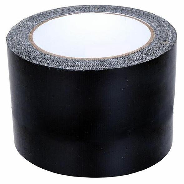 CUMBERLAND Cloth Tape 72mm X 25m Black 7209