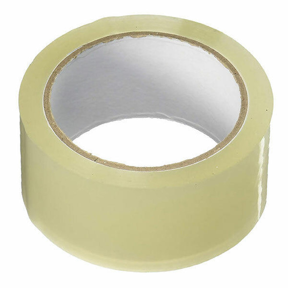 CUMBERLAND Packaging Tape Low Noise Clr Pack6 7215