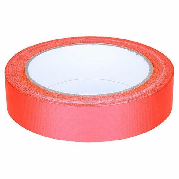 CUMBERLAND Cloth Tape 24mm X 25m Red 7221