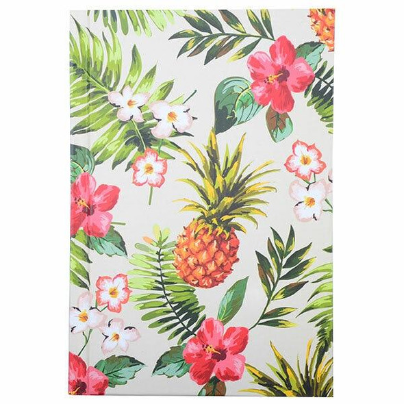 CUMBERLAND Pineapple Notebook A6 Ruled 200page 766627