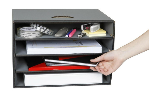 Marbig Organiser Desktop Organiser X CARTON of 5 80019
