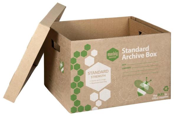 Marbig Enviro Archive Box X CARTON of 20 80020F