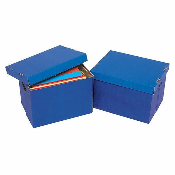 Marbig Sto-Aways Pack 2 Assorted Colours X CARTON of 10 8002499