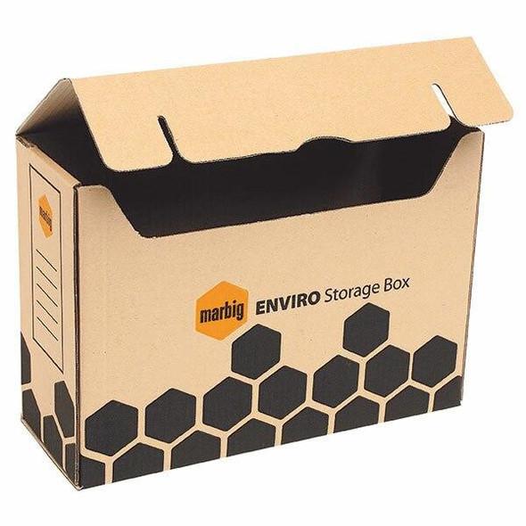 Marbig Storage Box Enviro X CARTON of 20 80030