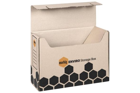 Marbig Storage Box Enviro Enviro X CARTON of 20 80030