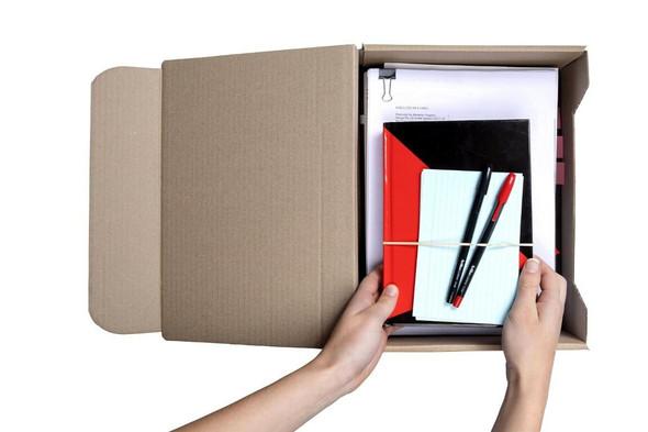 Marbig Enviro Transfer Box A4 X CARTON of 25 80068