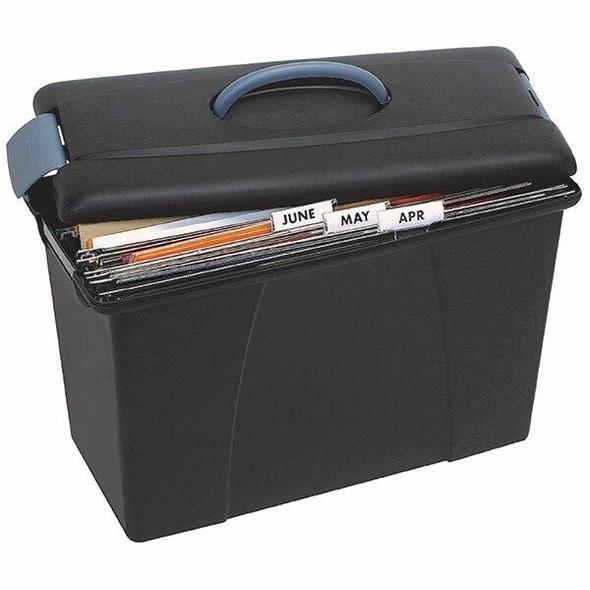 Crystalfile Carry Case Black X CARTON of 6 8008602