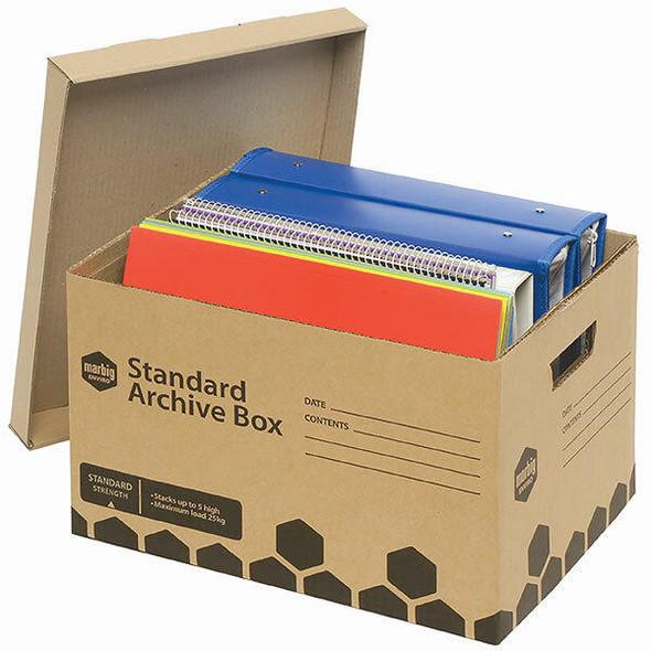 Marbig Enviro Archive BoxPack10 80125F