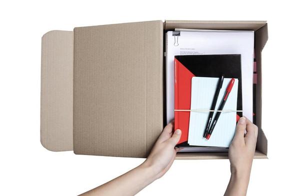 Marbig Enviro Transfer Box A4 Pack 5 80168