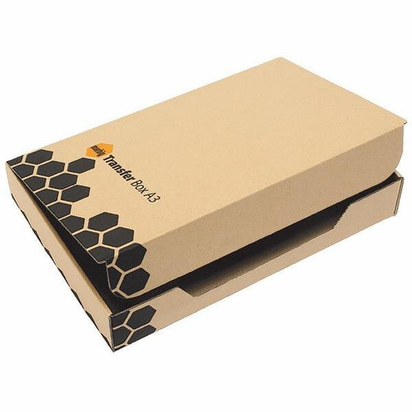 Marbig Enviro Transfer Box Foolscap Pack 5 80178