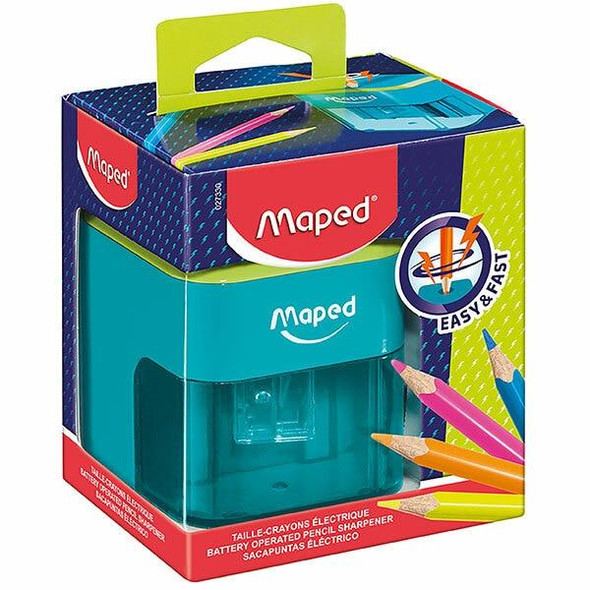 Maped Auto Pencil Sharpener Battery Operated X CARTON of 6 8027330