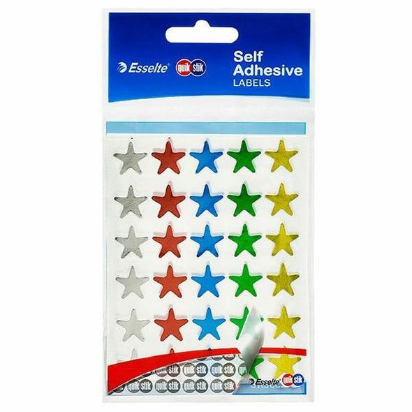 Quikstik Labels Hangsell Multi Star 150 80377PMLT