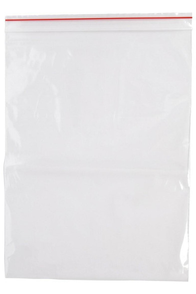 Marbig Resealable Polybags 305x230mm Pack 100 845140
