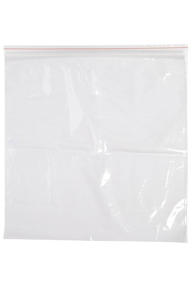 Marbig Resealable Polybags 330x330mm Pack 100 845150