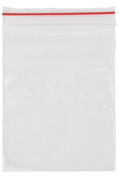 Marbig Resealable Polybags 125x100mm Pack1000 845210