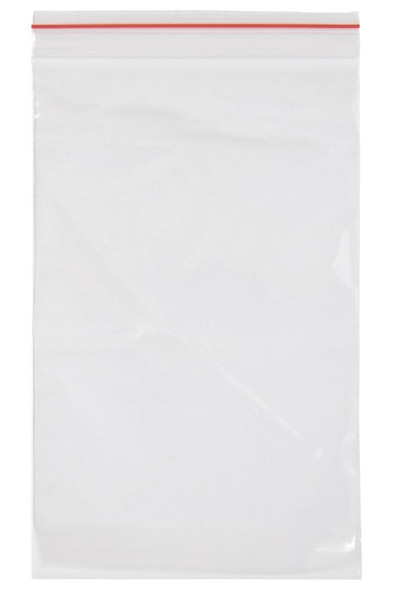 Marbig Resealable Polybags 230x150mm Pack1000 845230