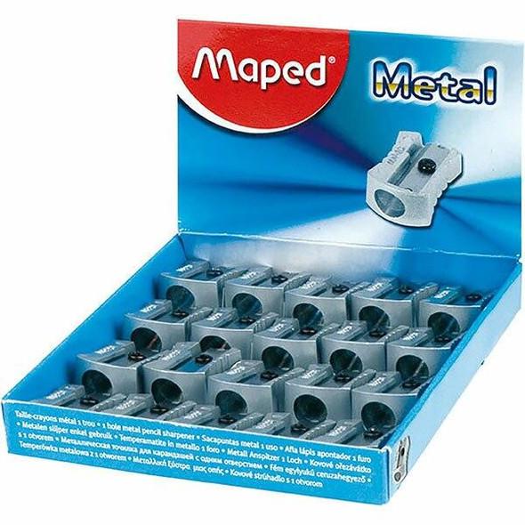 Maped Classic Sharpener 1 Hole PAC20 8506600