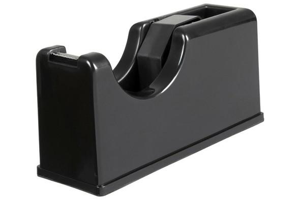 Marbig Tape Dispenser Lge Black Large Black X CARTON of 12 8702502