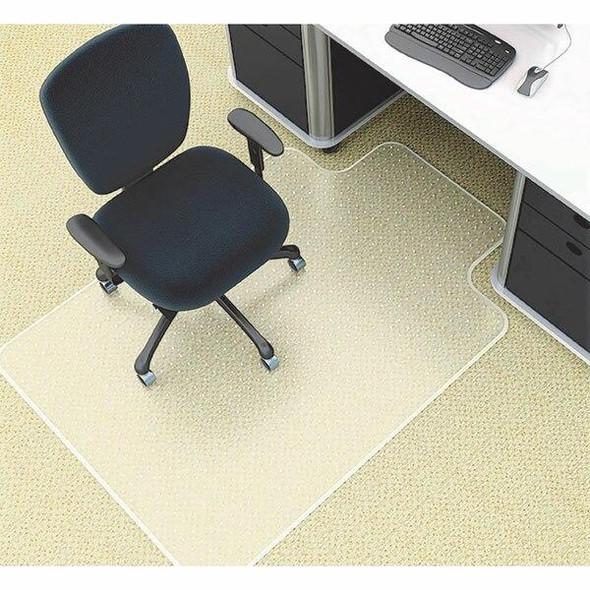 Marbig Chairmat Rollamat Pvc MediumKey 91x121cm 87101