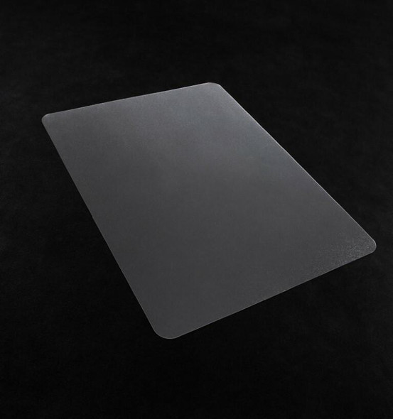 Marbig Chairmat Polycarbonate Hard Rectangle 90x120 87194