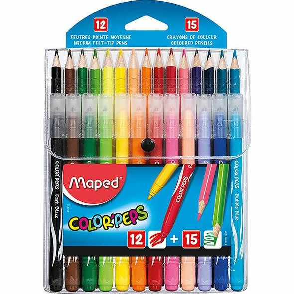 Maped Color Peps Multi Pack X CARTON of 12 8897412
