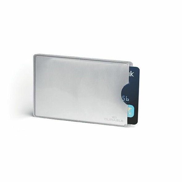 DURABLE Card Holder Rfid Secure Opaque Pack10 890023