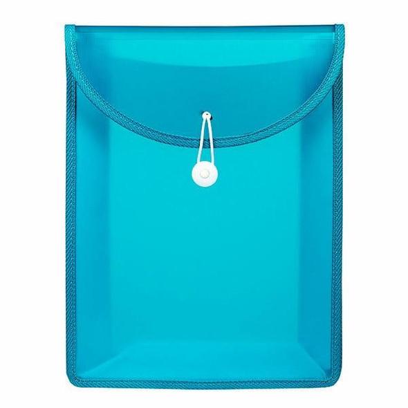 Marbig Top Load File A4 Aqua X CARTON of 20 9007104