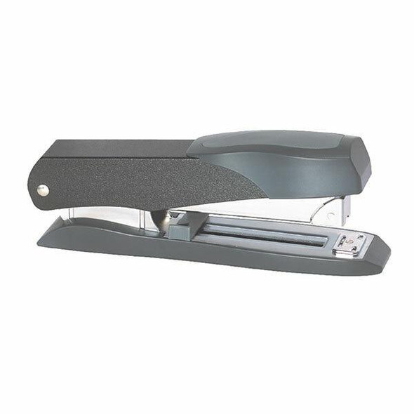 Marbig Stapler Full Strip Front Black 90115