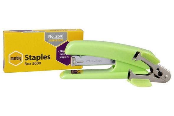 Marbig Stapler Value Pack Assorted X CARTON of 10 9014999