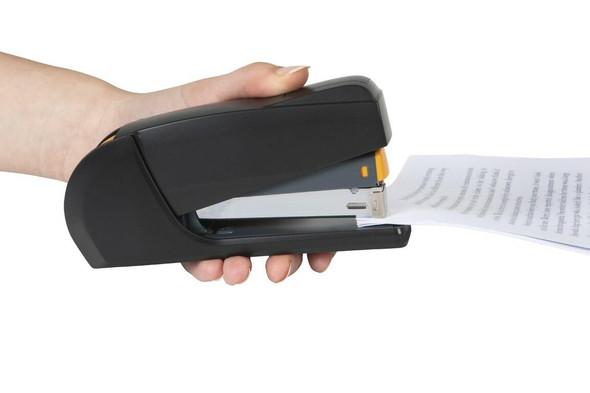 Marbig Stapler Full Strip Power Black X CARTON of 6 90191