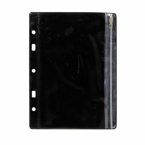 Colourhide Bindermate Pencil Case A5 Black X CARTON of 6 9742302J