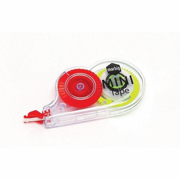 Marbig Mini Correction Tape 4.2mm X 5m Fpack CARTON of 12 975194