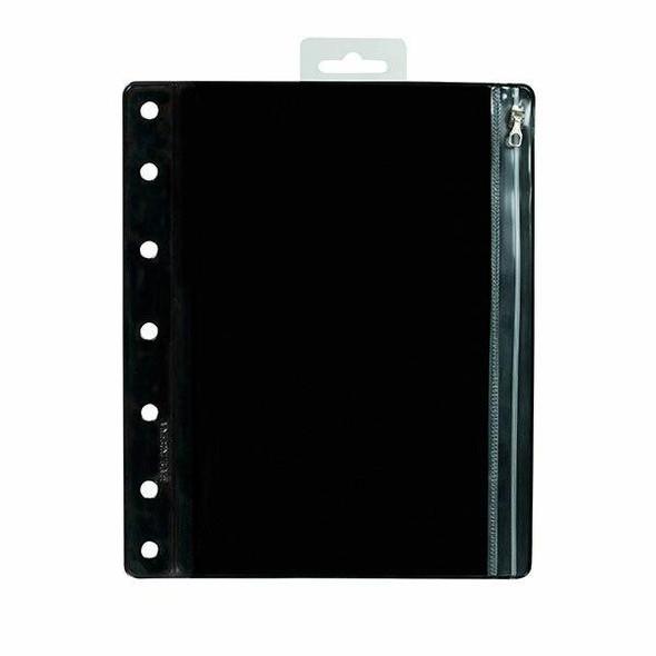 Colourhide Bindermate Pencil Case A4 Black X CARTON of 6 9754002J