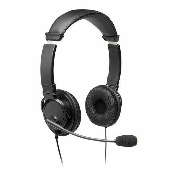 Kensington Hi-Fi Headphones With Micron 97603