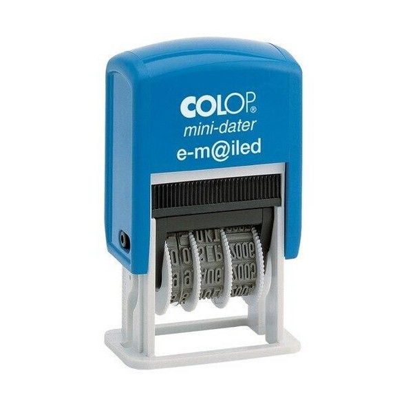 COLOP S160/L4 Mini Dater 4mm Emailed 987150