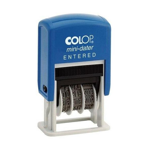 COLOP S160/L5 Mini Dater 4mm Entered 987156