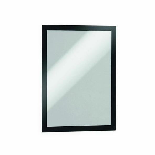 DURABLE Duraframe Self-Adhesive A3 Black 999110184