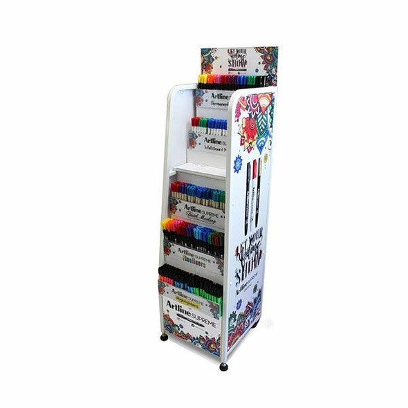 Artline Supreme Floor Stand Box1 ARTSUPSTANDPACK