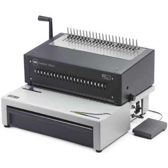 GBC Binding Machine Combbind C800 Pro BMC800