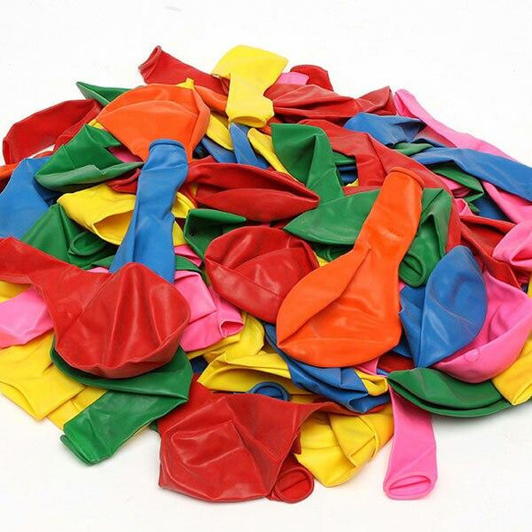 Colourful Days Balloons 30cm Assorted Colours Pack100 CSBASSB