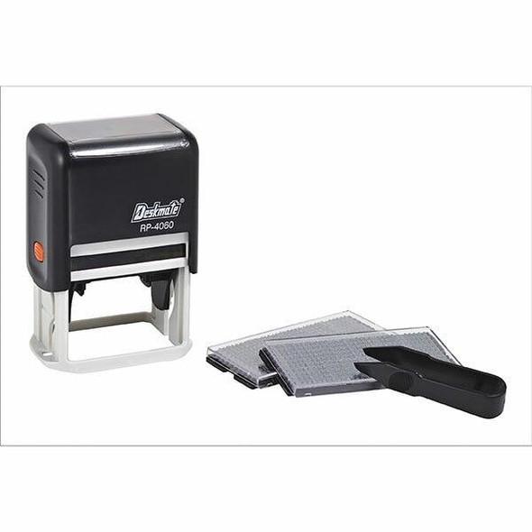 Deskmate Diy Stamp Kits Dater 4mm Fixed Rib Platen DIYRP2241D