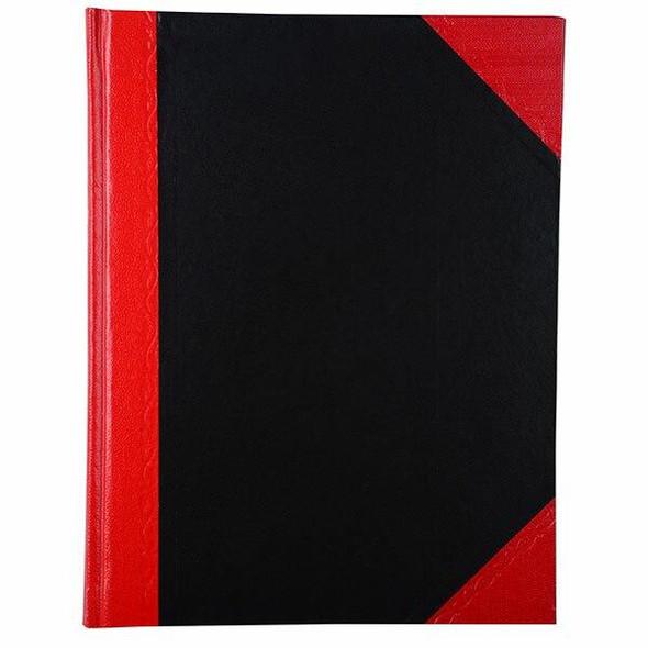 CUMBERLAND Red and Black Notebook A5 100 LeAnti-Fatigue FC6210