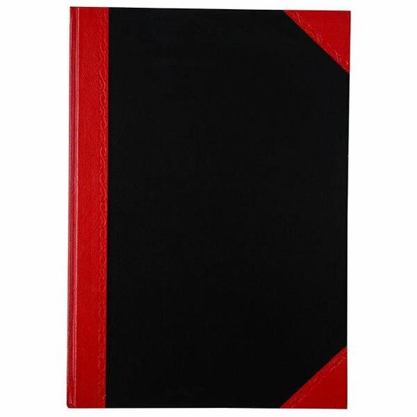 CUMBERLAND Red and Black Notebook A4 100 LeAnti-Fatigue FCA4100