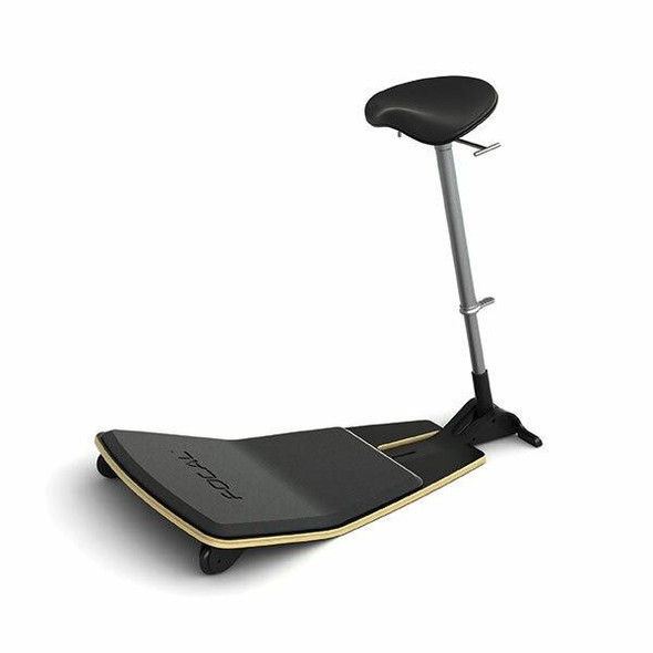 SAFCO Locus Seat Upright Black FLT-1000-BK-BK