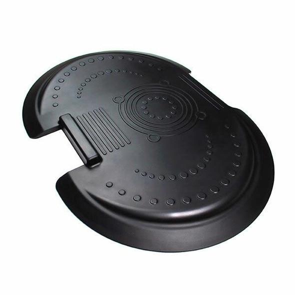 FLOORTEX Chairmat Anti-Fatigue 5000 66x90cm Black FX5000BK